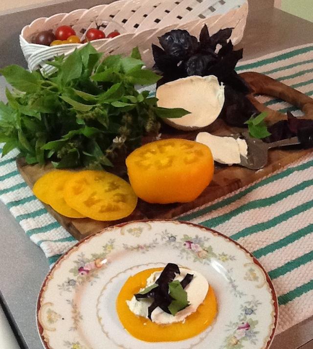 composed salad recipe