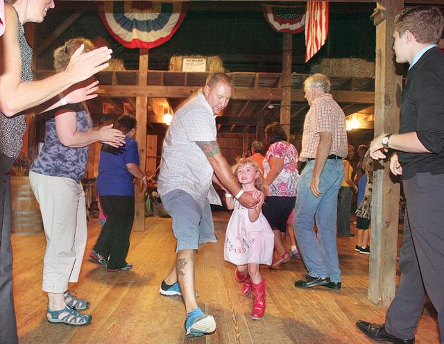 Hallockville Barn Dance