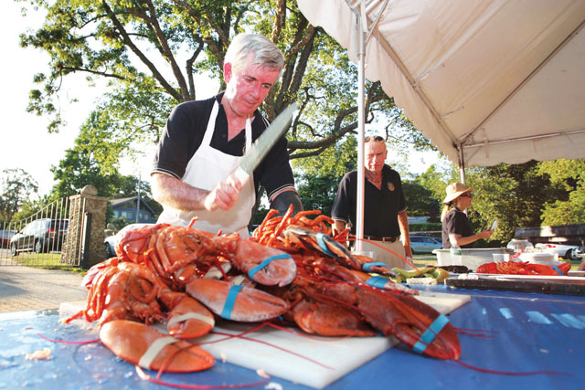 greenport southold rotary lobsterfest