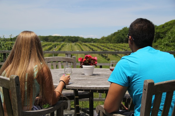 wine tasting photo by carrie miller
