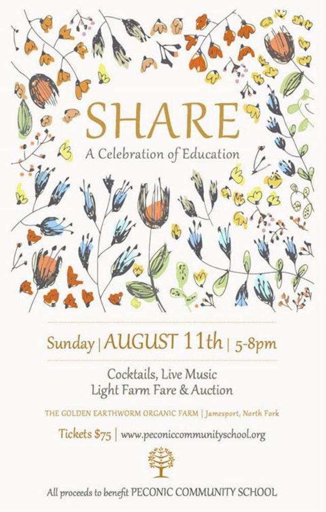 peconic community school share fundraiser