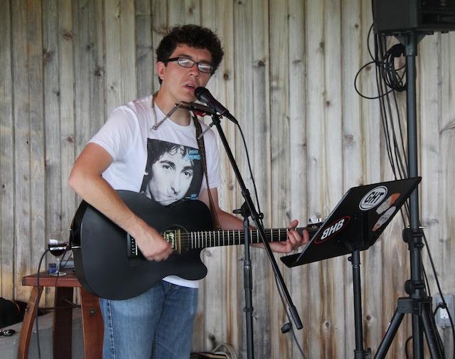 singer songwriter bryan gallo