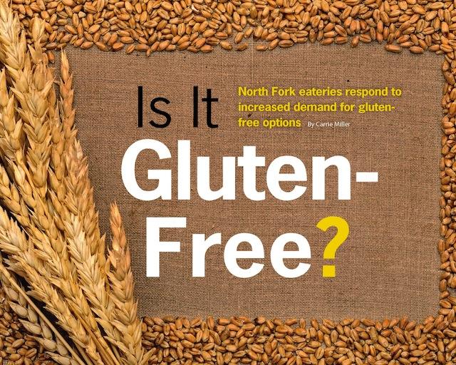 north fork gluten free restaurants