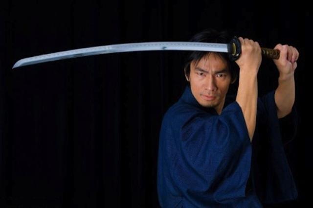 samurai ninja show