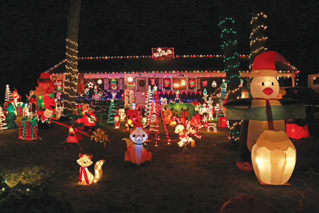 Times Review Deck the Halls