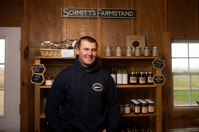 Farm Stand Spotlight Schmitt S Family Farm