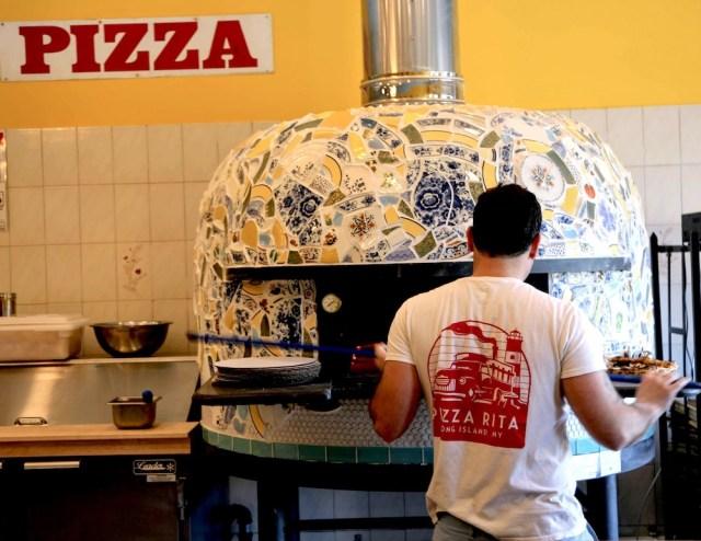 Pizza Rita opens first brick-and-mortar location in Mattituck