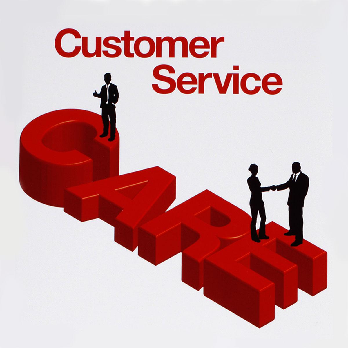 Customer Service Cards