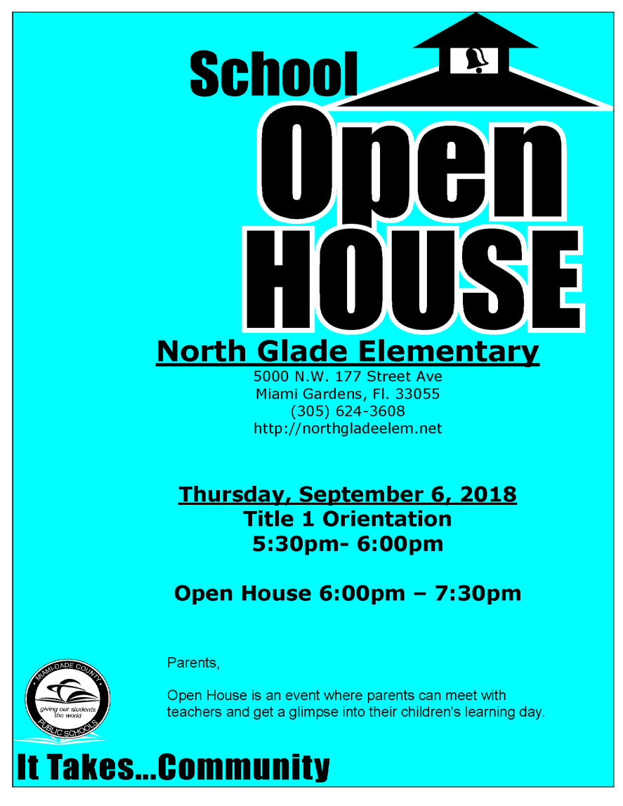 NGE Flyer - 2018-2019 Open House Eng