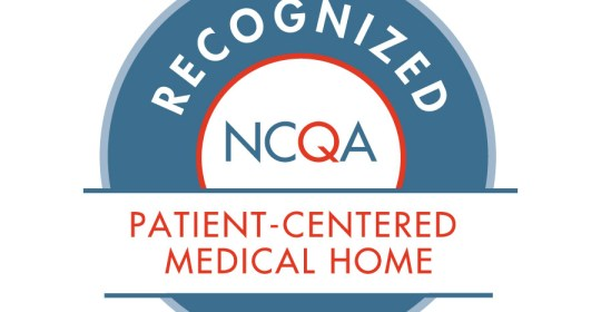 Patient-Centered Medical Home Recognition Achieved!
