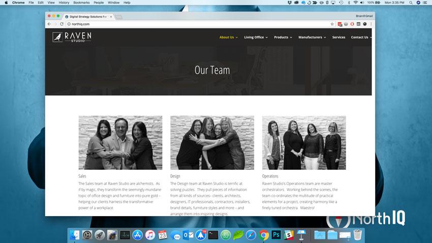 Our Team - Raven Studio