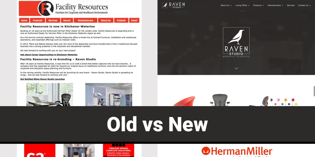 Facility Resources vs Raven Studio