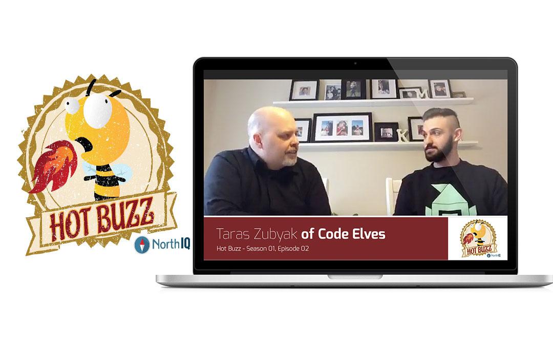 HotBuzz Episode 2 – Taras Zubyak of Code Elves