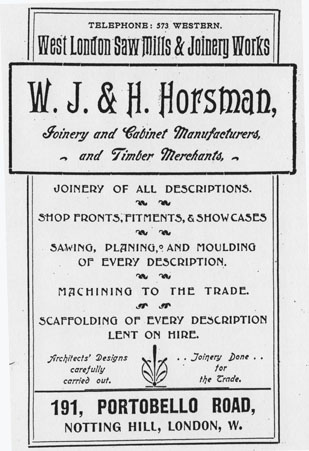 Horsman ad