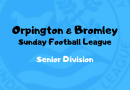 OBDSFL Senior Division 2019/20 – Table, Fixtures and Results
