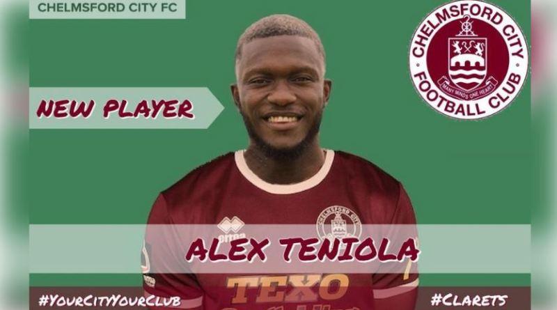 chelmsford city alex teniola