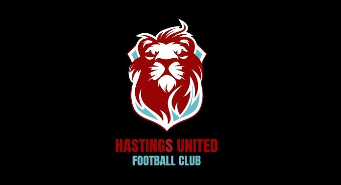 hastings United badge