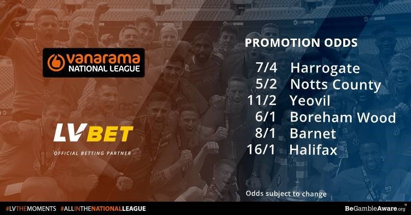 national league betting odds
