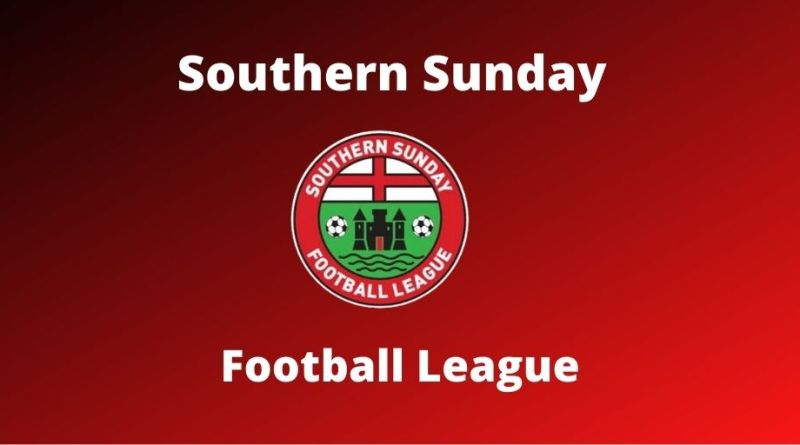 Southern Sunday football league