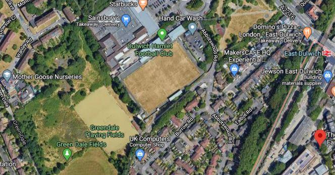 dulwich hamlet greendale