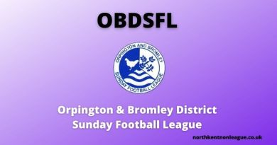 obdsfl orpington bromley league kent sunday