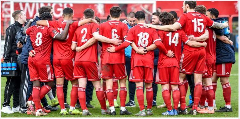 welling united squad