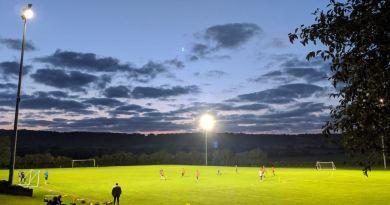 otford united pitch