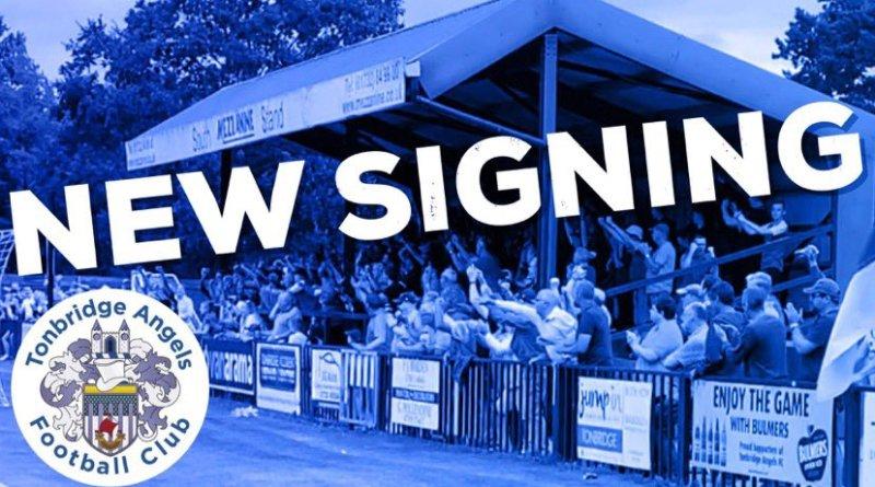 tonbridge angels new signing