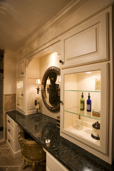 Kitchen Cabinet Planning Custom Built Bathroom Cabinetry From Northland Cabinets In