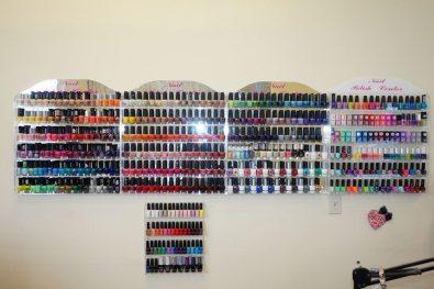 Salon Nail Colors