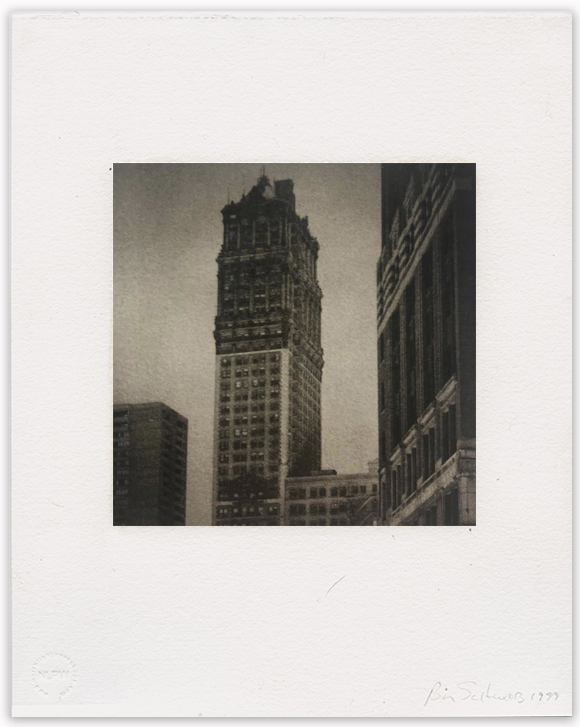 "Bill Schwab – ""Book Tower, Detroit 2012"""