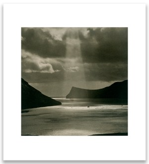 "Bill Schwab – ""Salmon Farm – Faroe Islands 2012"" (Large Print)"