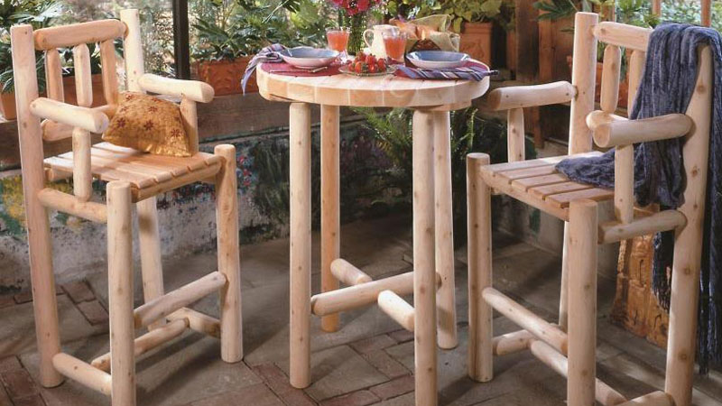 Choose Patio Furniture to Fit Perfectly on Your Patio