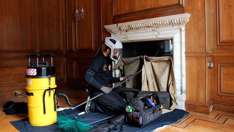 How to Considerably Lower the Risk of a Chimney Fire