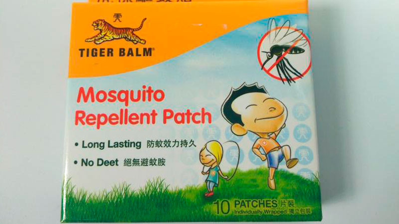 Personal Repellent Patch