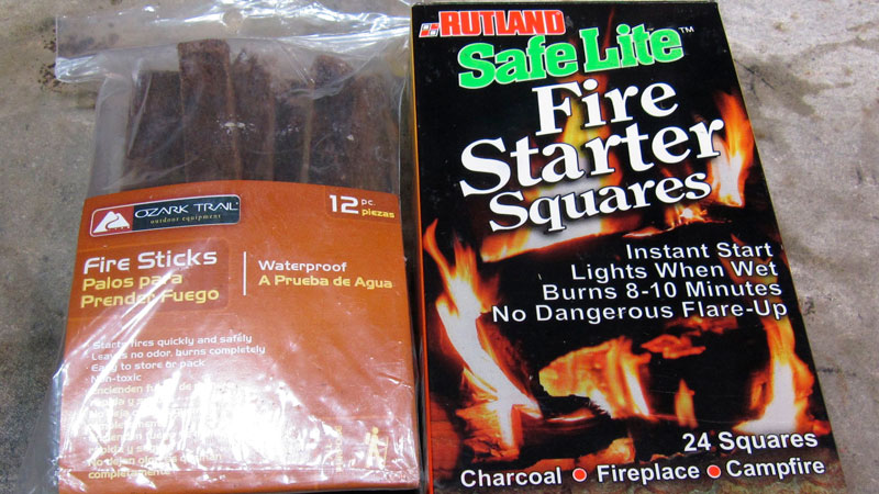 Safe Lite Fire Starter
