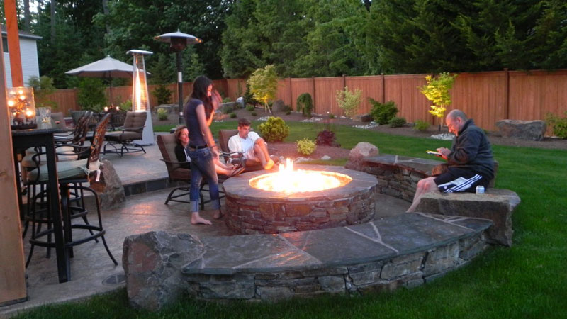 Your New Fire Pit