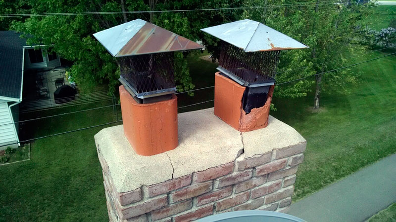 Improve a Deteriorating Clay Chimney Liner