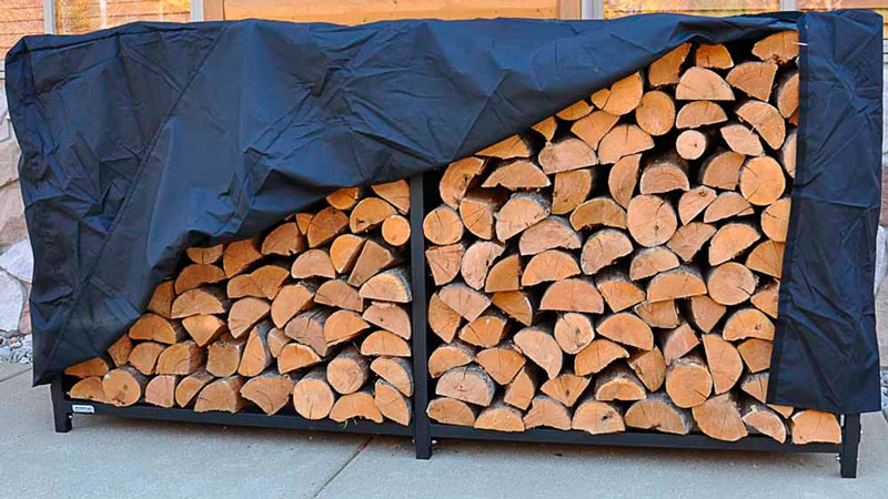 Expand Your Firewood Rack