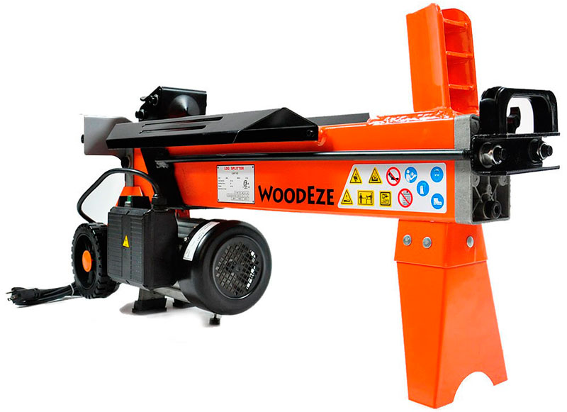 WoodEze 4-ton Electric Log Splitter
