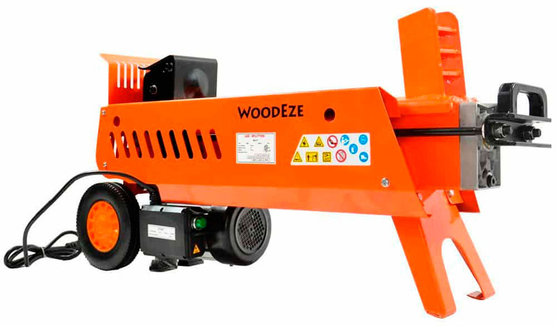 The WoodEze 7-ton Electric Log Splitter