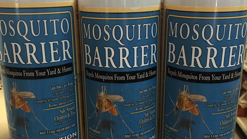A Few Tips for Applying Mosquito Barrier