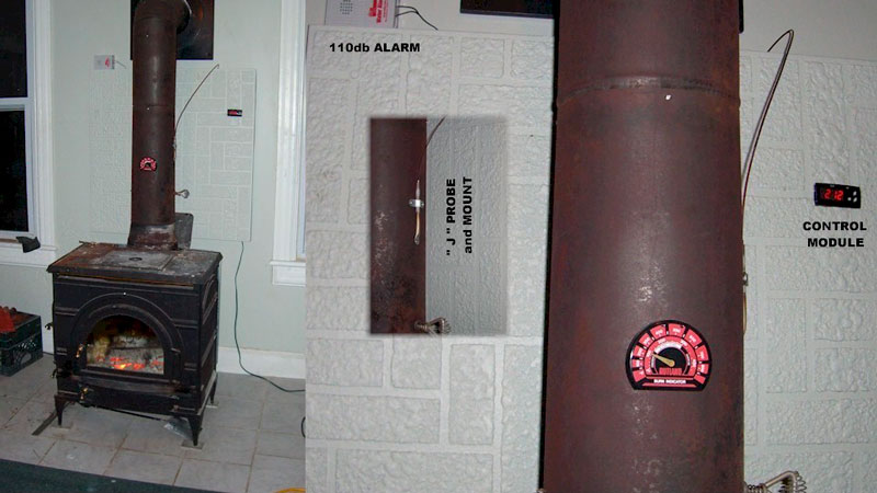 Why Chimney Flue Temps are Important