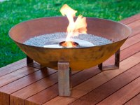 Ethanol Fire Pits - A Great Alternative For A Small Deck ...