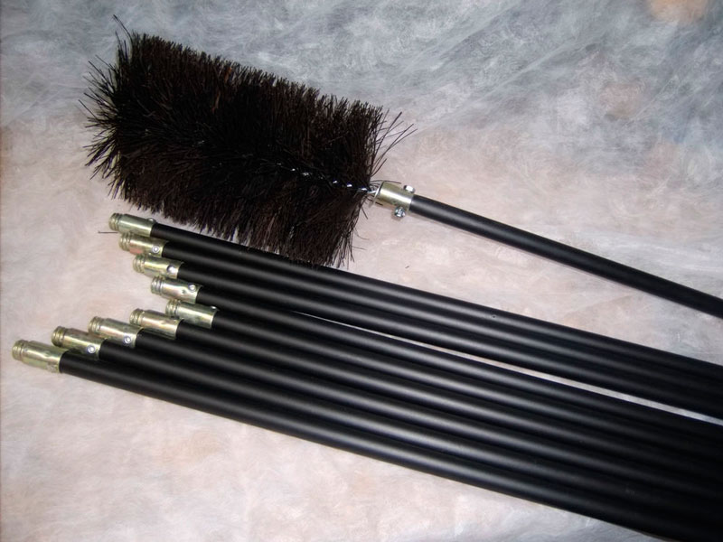 5 Tips for Cleaning Class A Chimney Pipe with a Brush & Rods