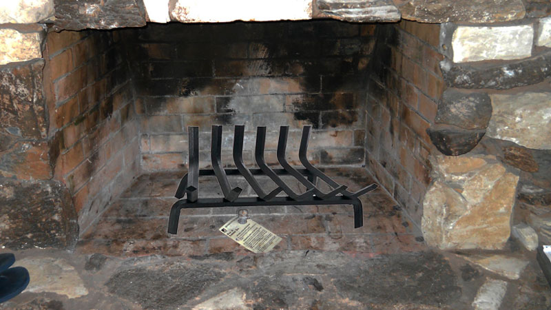 measure your fireplace for a fireplace grate