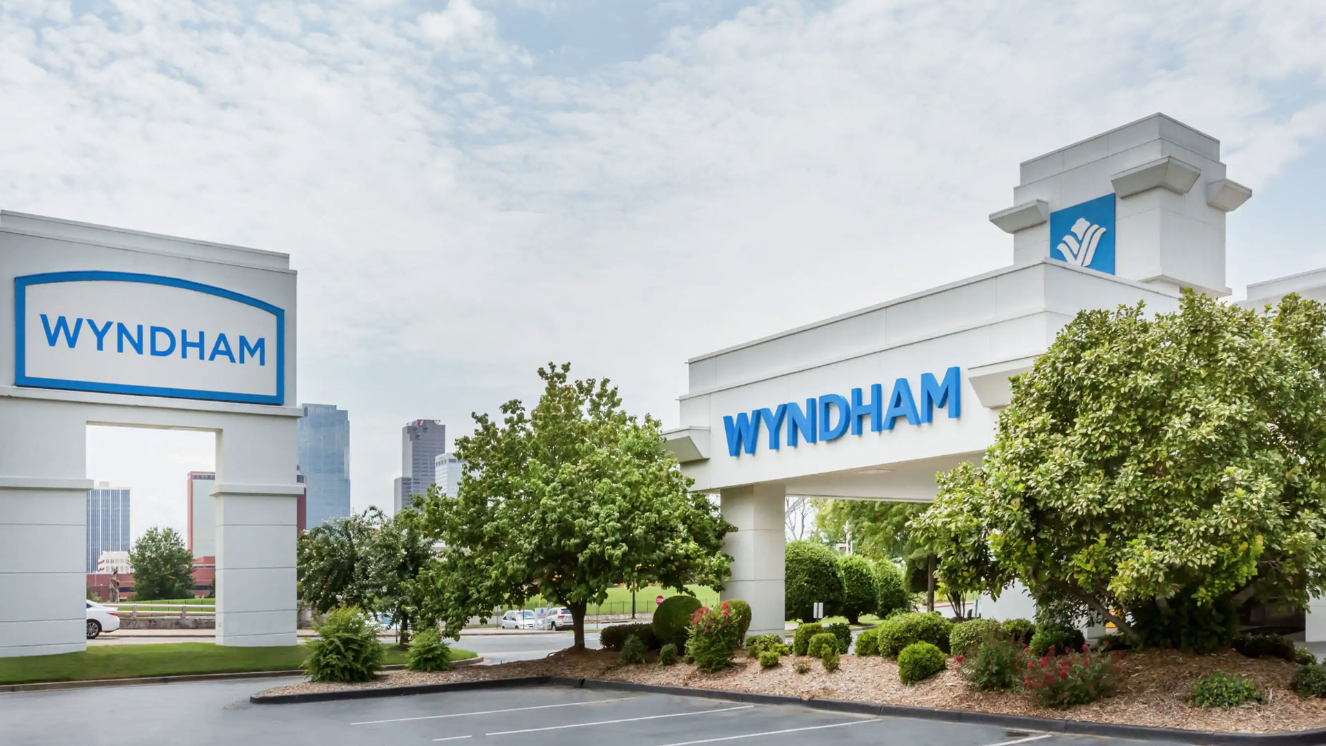 Image of Wyndham hotel in North Little Rock, Arkansas