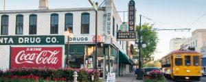 Argenta Drug Store, North Little Rock, Arkansas