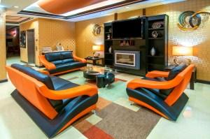 Best Western Suites JFK North Little Rock, Arkansas lobby