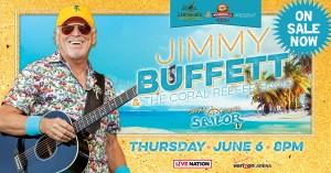 Jimmy Buffett Verizon Arena